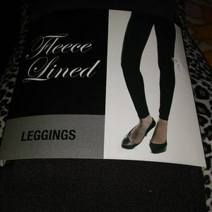 😊5 for $25😊 Fleece Lined Leggings